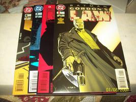 BATMAN: GORDON'S LAW #1-4 (COMPLETE MINI-SERIES) - $8.00