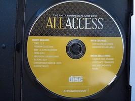 Anita Goodesign ALL ACCESS JUNE 2018 Premium+Special Ed.+12 Collection  ... - $78.21