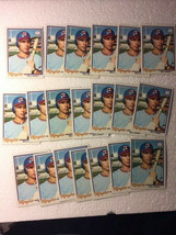 Lot of 19 1976 Topps Bill Fahey #388 Nr-Mint - $2.99