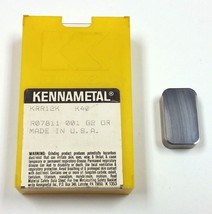 Pack of 5 DNMG 15 04 08LF DNMG432LF KC7310 Kennametal 1310936