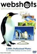 Webshots Ultimate Collection PC-DVD-ROM XP/Vista - NEW in BOX - $6.98