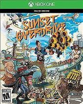 SUNSET OVERDRIVE (XBOX ONE, 2014) BRAND NEW / FACTORY SEALED - $5.99
