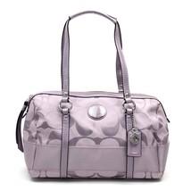 Used Coach Purses Designer Handbags Purse for Women Clearance Rare Lilac... - ₹12,212.68 INR