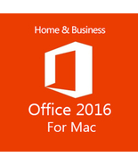 Microsoft Office 2016 for Mac Key with Download - $18.90