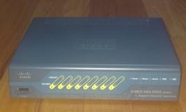 Cisco ASA5505 Adaptive Security Firewall Appliance with Cisco Power Supply - $98.99