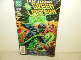 Vintage COMIC-DC COMICS- Green Lantern -LAST Stand # 75-JULY 1996- Good -L30 - $2.59