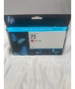 GENUINE HP 72 Magenta Ink C9372A, Warranty Expiration Date NOV 2014 - $28.71
