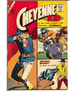 Cheyenne Kid #51 1965-Charlton-gun fight cover-12¢ cover price-VF - $50.44