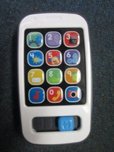 Fisher Price Laugh & Learn Smart Phone - $6.88