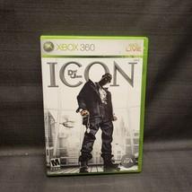 Def Jam: Icon (Microsoft Xbox 360, 2007) Video Game - $24.75