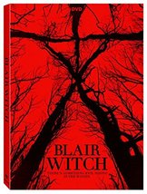 Blair Witch 2016 DVD