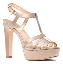 MICHAEL Michael Kors Catalina Sandals Bisque Mult Sz - $109.99