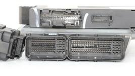 08-10 BMW 328i 528i DME ECU EWS Key Immobilizer Ignition Set - Auto Trans image 2