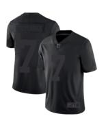 Men's Colin #7 Kaepernick Jersey Icon 2.0 Black S-3XL *SALE* - $69.99