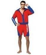 Rasta Imposta Baywatch Male Lifeguard Swim Suit Adult Halloween Costume ... - $45.77