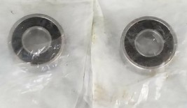 LOT OF 2 NEW THE GENERAL 21406-88-300 BEARINGS 1604RS, 2140688300 image 2