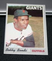 1970 Topps Baseball Card #425 Bobby Bonds - $3.95