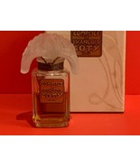 Complice De Francois COTY 0.25 oz/ 7.5 ml Sealed Perfume in Box - $127.71