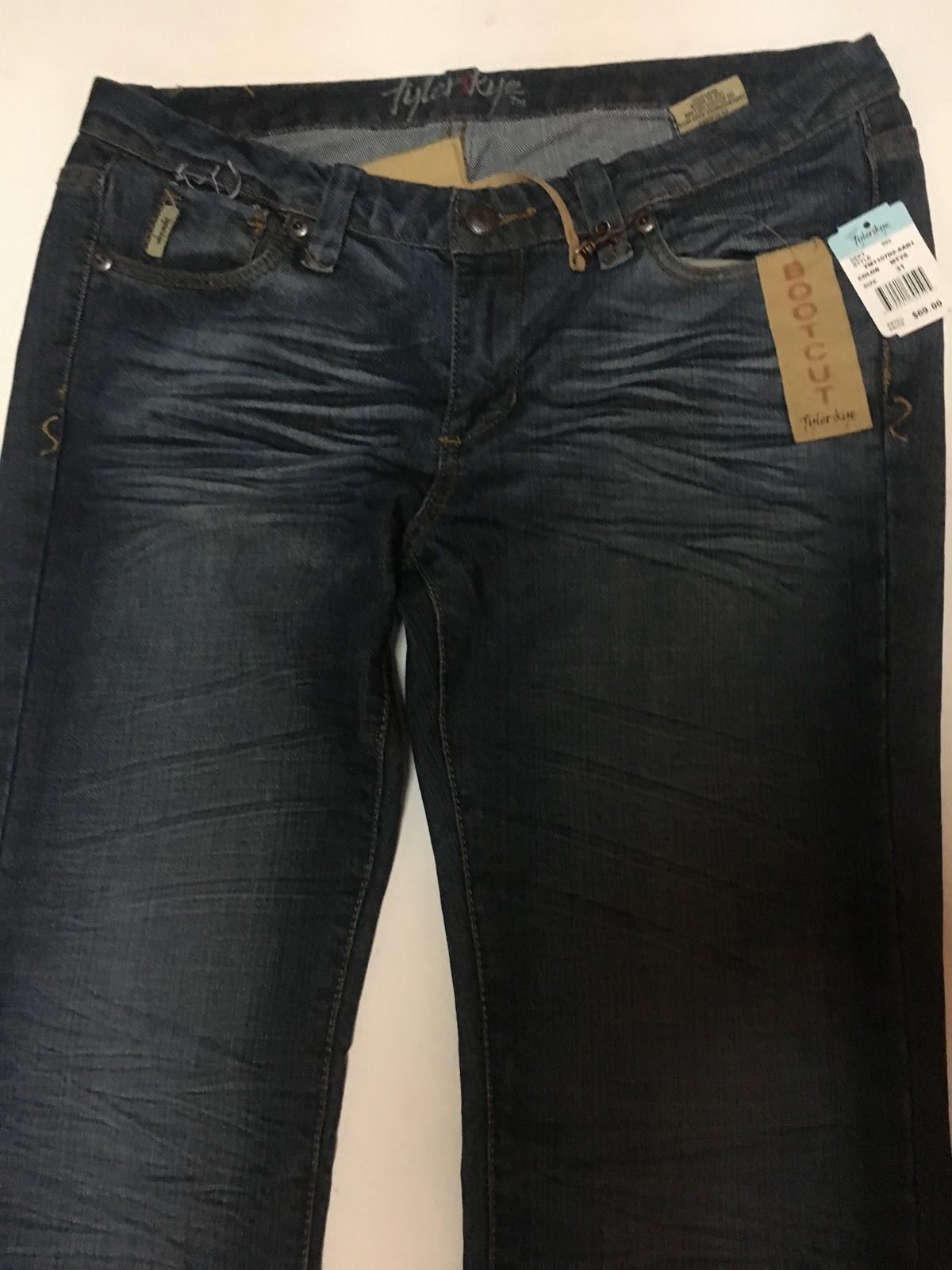Tyler Skye Women's Blue Jeans Sz 31