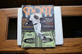 Old Vintage Sport Magazine August 1973 Vol 56 No 2 Baseball Football Advertising - $9.99