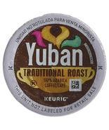 Yuban Gold Original Coffee, Medium Roast, K-CUP Pods, 18 count (Pack Of 4) - $78.88