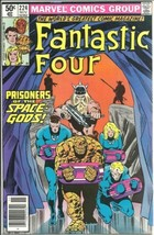 Fantastic Four Comic Book #224 Marvel Comics 1980 FINE+ - $2.99