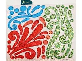 "Heidi Grace Designs Printed Punchboard Box Set ""Beyond the Sea"" #01-001788 image 3"