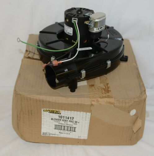 Fasco 70624783 Draft Inducer Blower Motor 115 Volt Thermally Protected