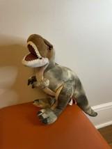 "Velociraptor Dinosaur 11"" Plush Animal by Wild Republic K&M International - $13.85"
