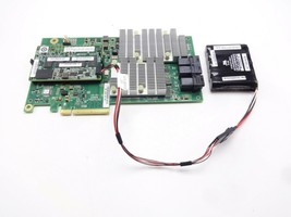 Cisco 73-16109-02 C460 M4 2Gb Cache Raid Controller with Battery 68-5223-02 - $499.01