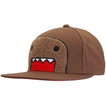 Domo Kun NHK-TYO Peeking Snap Back One Size Fits Most Baseball Cap-Brand... - €18,32 EUR