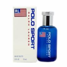 RALPH LAUREN POLO SPORT EAU DE TOILETTE SPLASH 75 ML/2.5 FL.OZ. - $49.01