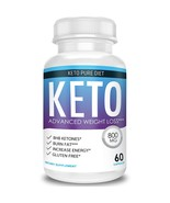 Keto Pure Diet Advanced Weight Loss Ketosis Supplement - $29.97
