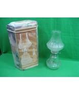 Vintage Lamplight Farms ~ Bordeaux Oil Lamp ~ USA - $26.14