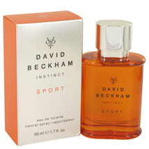Instinct Sport by David Beckham Eau De Toilette  1.7 oz, Men - $19.20