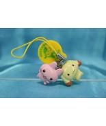 Media Factory Usarusan Usaru-san Gashapon Mini Figure Strap Strawberry n... - $19.99