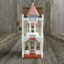 Vintage Christmas Candy Shoppe Ornament Hallmark Nostalgic Houses Shops ... - $74.99