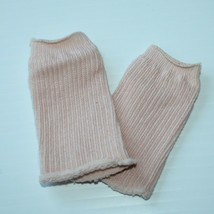 American Girl 2007 2-1 Ballerina Set Ballet Outfit Doll Pink Leg Warmers Only - $5.99