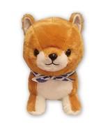 Shiba inu Bean Shiba 3 Brothers BIG Plush Doll Mametarou Shibaken Japan - $44.88