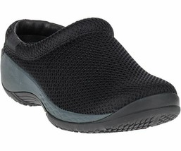 Merrell Encore Q2 Breeze Women Black Slip On Comfort Slippers Shoes Clog... - $114.99