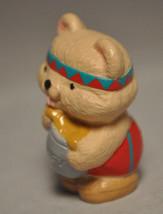 Hallmark  Indian Bear Honey Pot  QFM 8162  Merry Miniature - $9.20