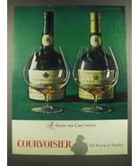 1965 Courvoisier Brandy Ad - A chacun son Courvoisier - $14.99