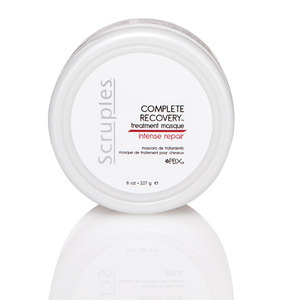 Scruples Pearl Classic Complete Recovery Treatment Masque 8oz