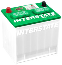 Car Battery-Mt INTERSTATE MT-35 Vehicle Starting Battery - $97.99