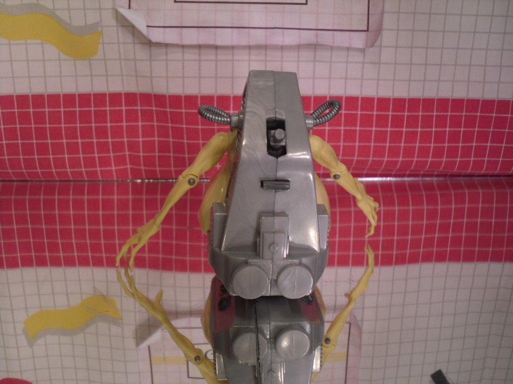 MOJO figure by Toy Biz 1994 - X-men villain