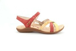 Abeo Laguna Sandals Strap Spice Women's Neutral Footbed - $77.00