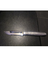 VINTAGE KITCHEN UTENSIL KNIFE PEELER Stainless USA - $5.87