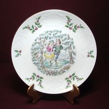 ROYAL DOULTON PLATE - CHRISTMAS 1977 - $44.95