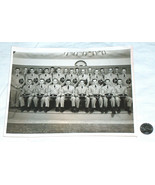 Vtg 591ms 15.2ms US Militare Ufficiali 20.3cm x 25.4cm Nero e Bianco Foto - $13.64