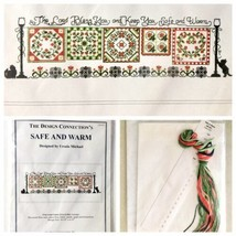 The Lord Bless You and Keep You Cross Stitch Kit The Design Connection U... - $19.79